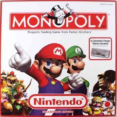 Monopoly - Nintendo Collector's Edition (2008 Edition)