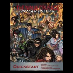 Ninja Crusade, The  - Quickstart (2nd Edition) (Free RPG Day 2017)