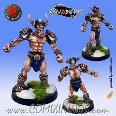 Norse Lineman #3