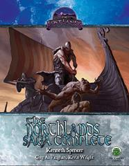 Northlands Saga Complete, The (Pathfinder)