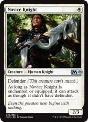 Novice Knight (U)