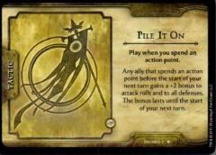 Neverwinter Fortune Card - Pile It On