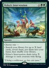 Nylea's Intervention (R)