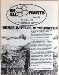 "#90 ""Armor Battles of the Waffen-SS"""