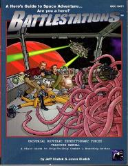 Battlestation - Core Rulebook (1.0 Edition)
