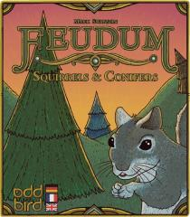 Squirrels & Conifers Expansion