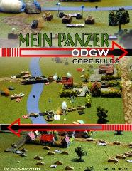 Mein Panzer - Core Rules (2nd Edition)