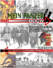 Mein Panzer - Spanish Civil War Data Book
