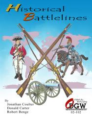 Historical Battlelines - Core Rules
