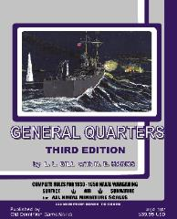 General Quarters (3rd Edition) (Book Edition)
