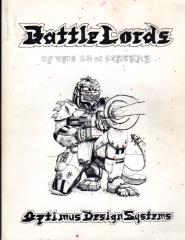 Battlelords of the Twenty-Third Century (1st Edition)
