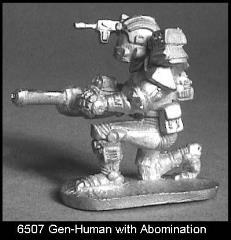Gen-Human w/Abomination