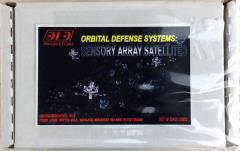 Orbital Defense Systems - Sensory Array Satellites