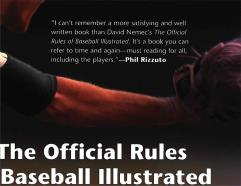 Official Rules of Baseball Illustrated, The