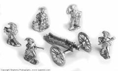 Continental Artillery