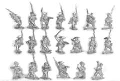 British Line Infantry