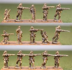 Infantry - Firing w/Backpack