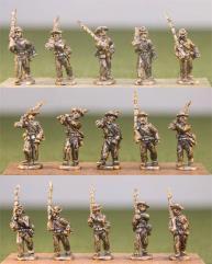 Infantry - Marching w/Light Equipment