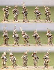 Infantry - Marching w/Blanket Roll
