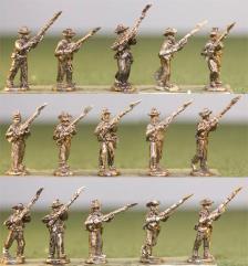 Infantry - Advancing w/Light Equipment