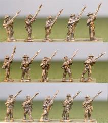 Infantry - Advancing w/Blanket Roll