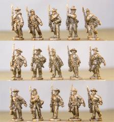Soldiers - Shoulder Arms