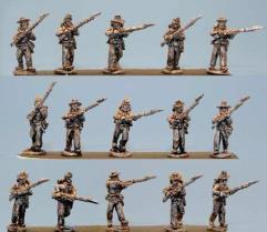 Infantry w/Backpacks
