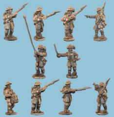 Garibaldi Guard w/Command