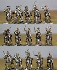 Cavalry w/Sabers