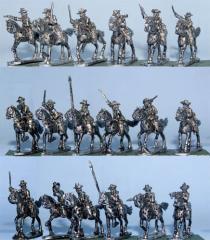 1st Virginia Cavalry w/Command