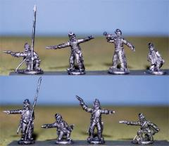 Dismounted Cavalry Command