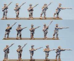 Infantry in the West - Advancing