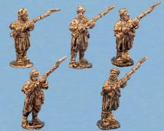 Zouaves in Turban - Advancing