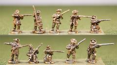 Riflemen Skirmishing