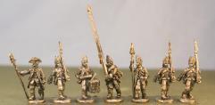 Hessian Fusiliers w/Command