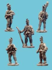 Saratoga British Artillerists