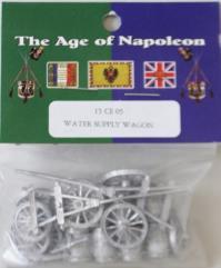 Water Supply Wagon