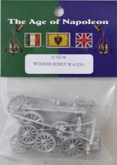Supply Wagon - Wooden