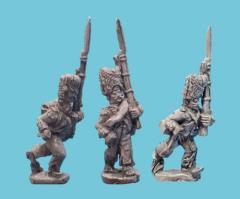 Grenadiers March Attack
