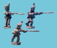 Grenadiers Firing/Skirmishing