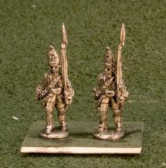 British Grenadiers - Marching