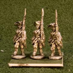 French Line - Marching