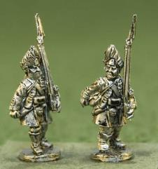 Highland Grenadiers - Marching