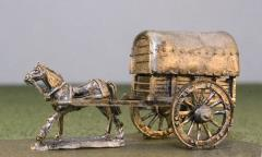 Small Covered Wagon
