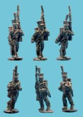 Saxon Light Infantry w/Command