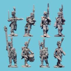 Grenadiers w/Command