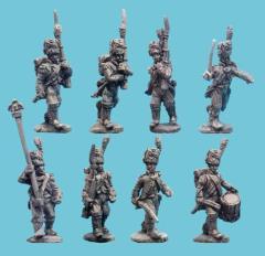 3rd Grenadiers w/Command