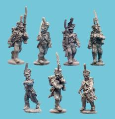 Fusilier - Chasseurs w/Command