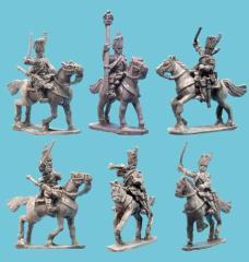 Grenadier Cheval w/Command