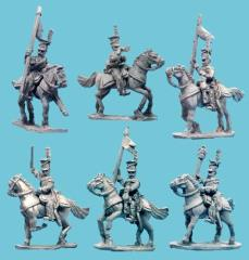 Lancers of the Guard w/Command